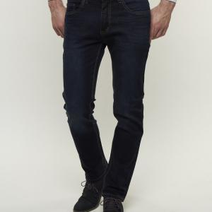 Palm S08 slim fit dark blue denim