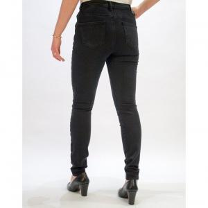 Cars Jeans Belinda Stretch Black Rinsed Wash