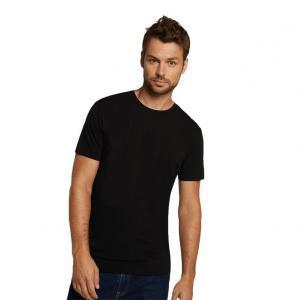 Bamboo Basics T-Shirt Ruben (2-pack) Zwart(1)