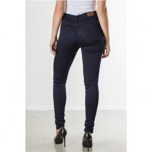 New Star Jeans Lamorra Denim Dark Used