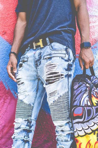 Slim Fit Jeans voor mannen