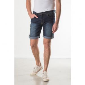 New Star Jeans jv short denim Dark Blue