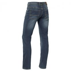 Brams Paris Jason C41 slim fit medium blue