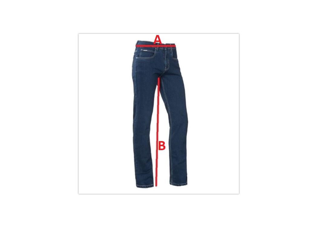 Jeansmaten Brams Paris Burt C54