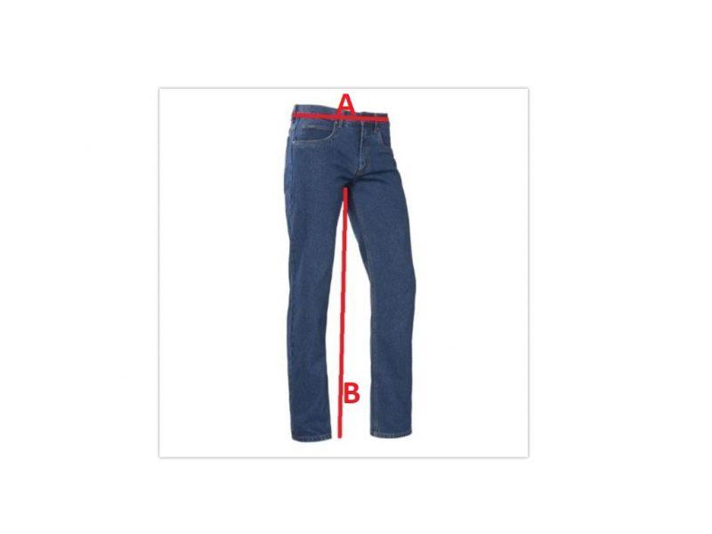 Jeansmaten Brams Paris Tom A50