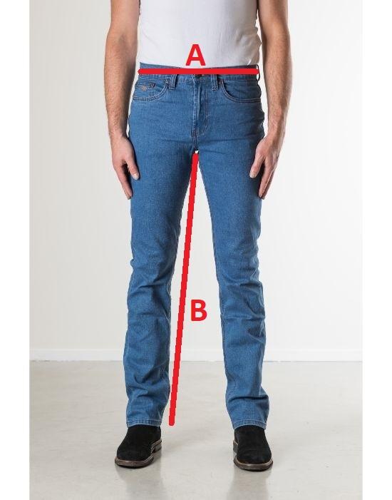Jeansmaten New Star Jeans Jacksonville Light Blue