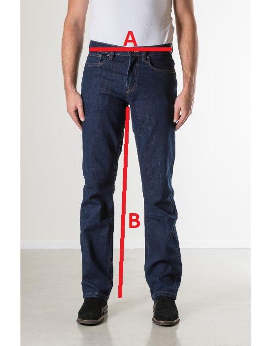 Jeansmaten New Star Jeans Nebraska Stone Wash