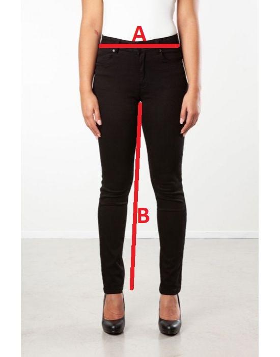 Jeansmaten New Star Jeans New Orleans Twill Black