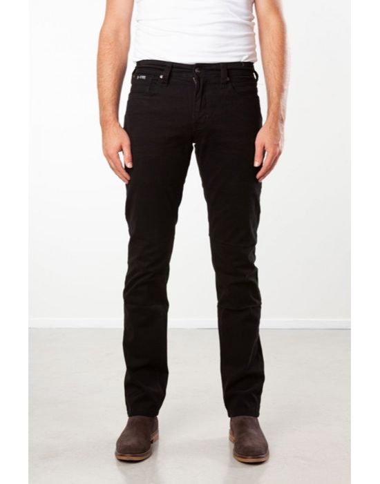 New Star Jeans Jv Slim Twill Black
