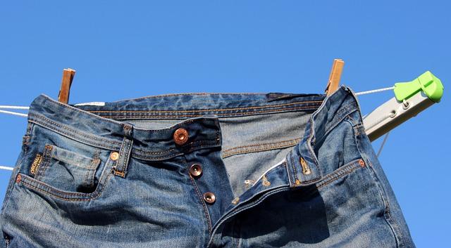 Spijkerbroek wassen met azijn(2)