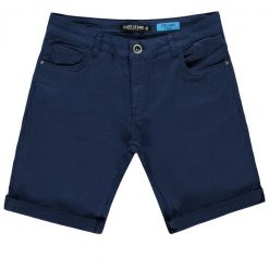 Cars Jeans Short Tucky Color Navy